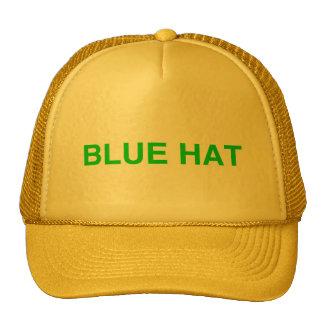 """""""Blue Hat"""" trucker hat"""