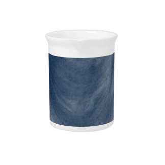 Blue Heart Edition Watercolor Drink Pitchers