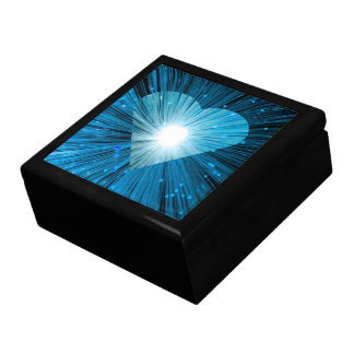 Blue Heart gift box