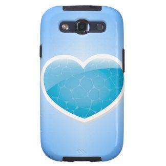 Blue Heart - Happy Birthday Sister Galaxy SIII Covers