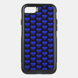 Blue Heart iPhone 8/7 Otterbox Case