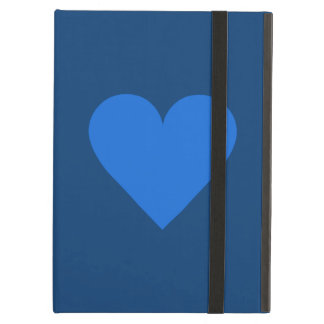Blue Heart Valentine custom cases