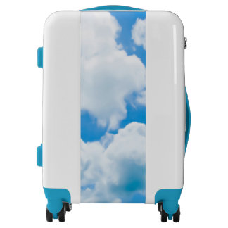Blue Heaven Clouds II + your text & ideas Luggage