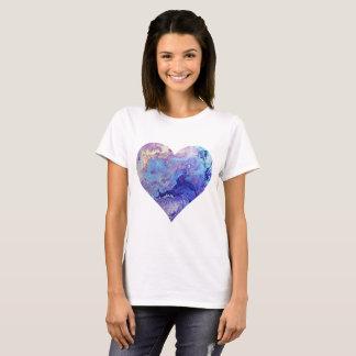 Blue Heaven Heart T-Shirt
