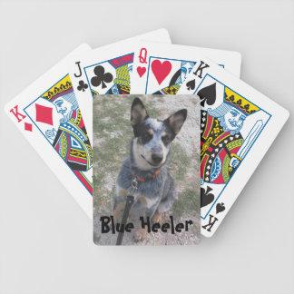 Blue Heeler playing card deck Poker Deck