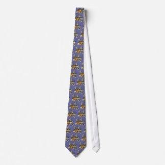 Blue Heeler Western Theme Apparel Tie