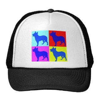 Blue Heelers Color Wall Cap