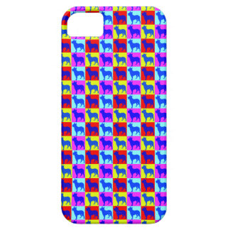 Blue Heelers Color Wall Case For The iPhone 5