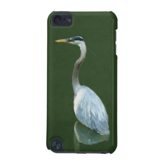 Blue Heron going fishing iPod Touch 5G Case