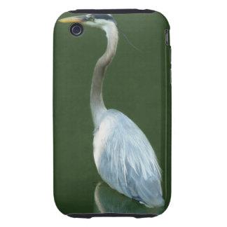 Blue Heron going fishing iPhone 3 Tough Covers