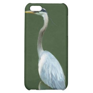 Blue Heron going fishing iPhone 5C Case