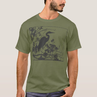 Blue heron T-Shirt