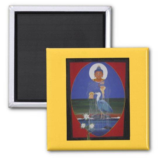Blue Heron Zen Buddhist Centre magnet