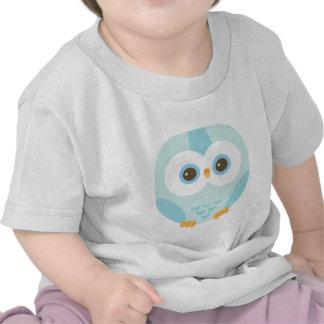 blue hibou for kids shirts