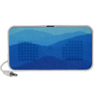 Blue hills iPhone speaker