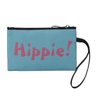 Blue Hippie Bagettes Coin Wallets