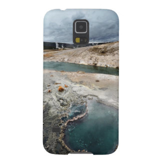 Blue Hole Case For Galaxy S5