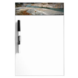 Blue Hole Dry Erase Board