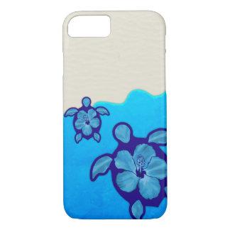 Blue Honu Turtles iPhone 8/7 Case