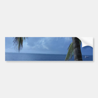 Blue Horizon Bumper Sticker
