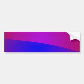 Blue Horizon Bumper Sticker