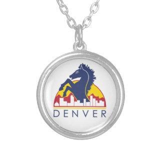 Blue Horse Denver Necklace