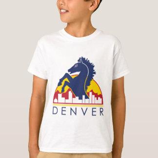 Blue Horse Denver T-Shirt