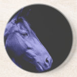 Blue Horse Design Coasters