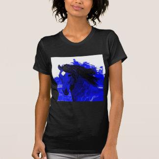 Blue Horse Tshirts
