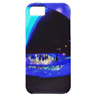 Blue hour through the crystal ball iPhone 5 covers
