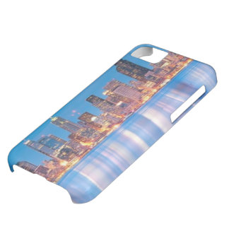 Blue hour view of downtown Seattle iPhone 5C Case