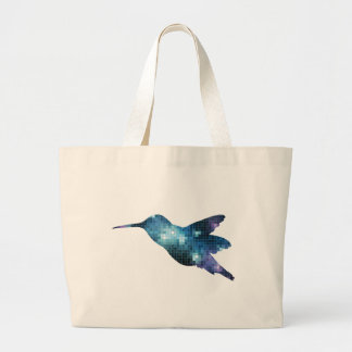 Blue Hummingbird Bags
