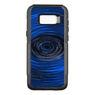 Blue Hurricane OtterBox Commuter Samsung Galaxy S8+ Case