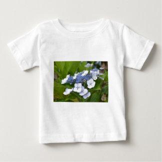 Blue Hydrangea Baby T-Shirt