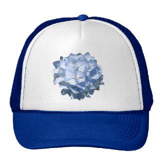Blue Hydrangea hat