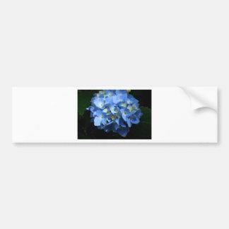 Blue Hydrangea II Bumper Sticker