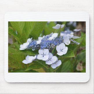 Blue Hydrangea Mouse Mat