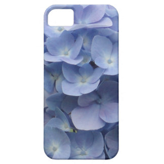 Blue Hydrangea Petals iPhone 5 Covers