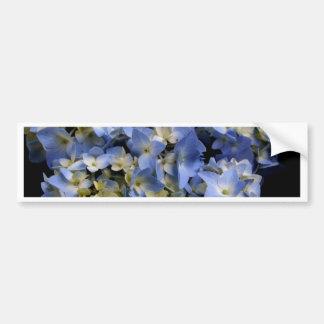 Blue Hydrangea-s6.jpg Bumper Sticker