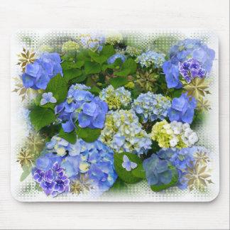 BLUE HYDRANGEAS~ Mousepad