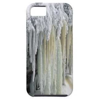 Blue Ice and Ground Water Run Off; Tahquamenon Tough iPhone 5 Case