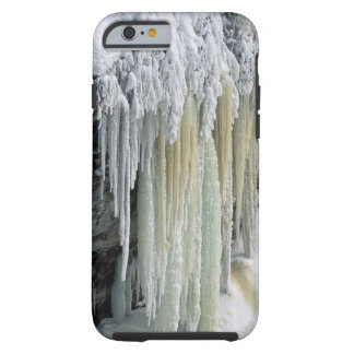 Blue Ice and Ground Water Run Off; Tahquamenon Tough iPhone 6 Case