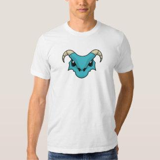 Blue Ice Breathing Dragon Shirt