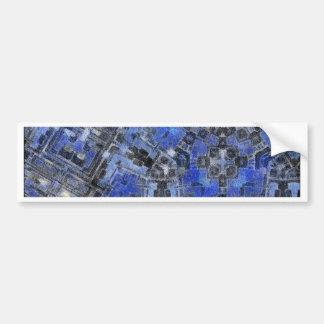 Blue Ice Bumper Stickers