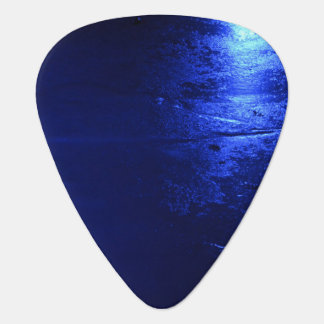 BLUE ICE GUITAR PICK