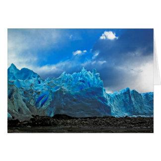 Blue Ice - Perito Moreno Card