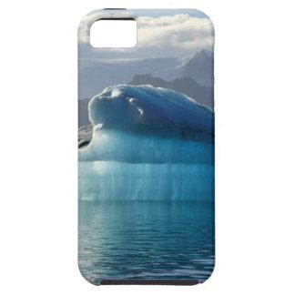 Blue iceberg tough iPhone 5 case