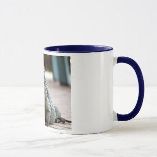 Blue Iguana - Cayman Islands Mug