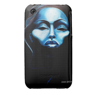 Blue iPhone 3 Cases