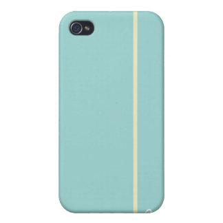 Blue  iPhone 4/4S case
